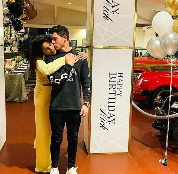 Priyanka Chopra wishes husband Nick Jonas for his birthday with an adorable post