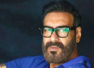Ajay Devgn locks April 29, Eid 2022 for Mayday release