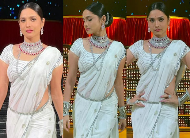 Ankita Lokhande feels nostalgic as she revisits the sets of Pavitra Rishta for Ganpati Celebrations