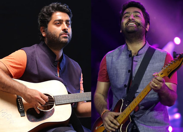 Arijit Singh to take the stage for the first time since the COVID outbreak in Abu Dhabi