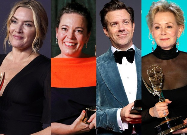 Emmys 2021 Winners: Kate Winslet, Olivia Colman, Jason, Sudeikis, The Crown, Ted Lasso,HacksandMare of Easttown take home huge wins