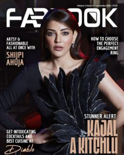 Kajal Aggarwal On The Covers Of Fablook