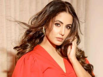 Hina Khan Whenever I go for auditions I'm still asked ke tell us your... Main Bhi Barbaad Angad