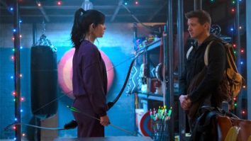 Jeremy Renner and Hailee Steinfeld team up to take on enemies in Christmas-themed Disney+ Hotstar and Marvel series Hawkeye