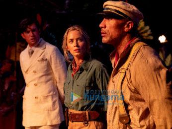Movie Stills Of The Movie Jungle Cruise (English)