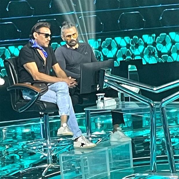 Kaun Banega Crorepati 13: Suniel Shetty and Jackie Shroff to grace 'Shaandaar Shukravaar' episode