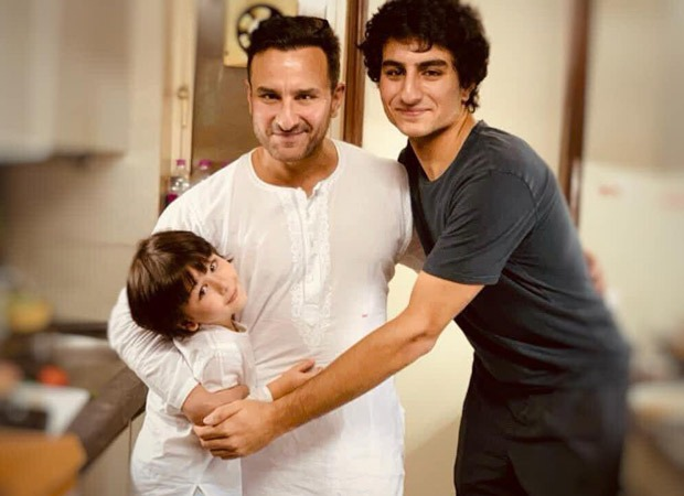 Make mistakes, but also learn from people is Saif Ali Khan's advice to Ibrahim, Jeh and Taimur