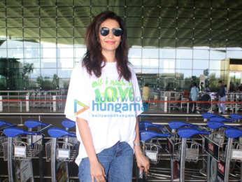Photos: Shahid Kapoor, Shruti Haasan, Karishma Tanna and others snapped at the airport