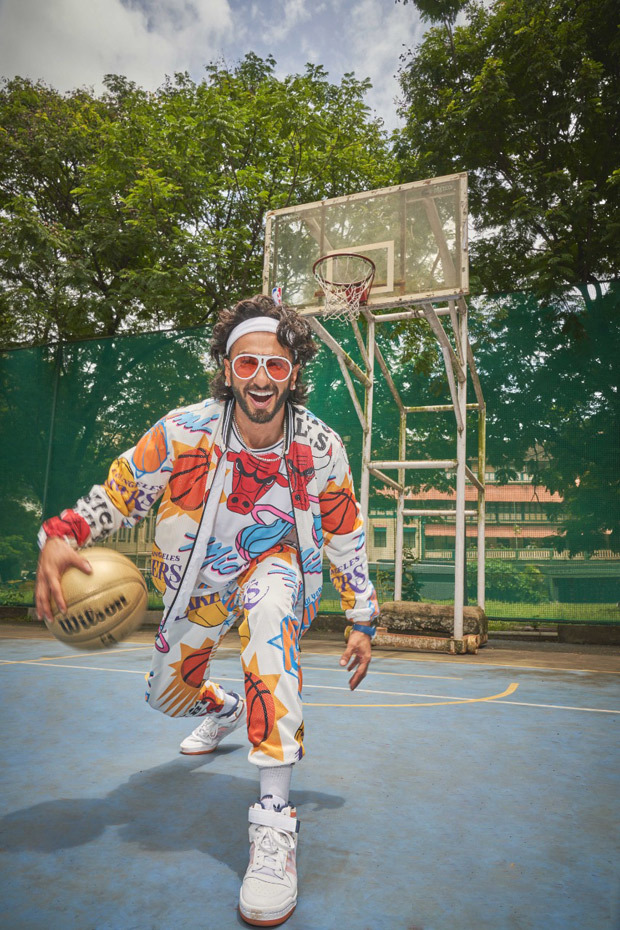 Ranveer Singh roped in as the NBA Brand Ambassador for India