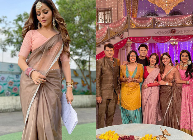 Rubina Dilaik shares pic from the last day of her show Shakti: Astitva Ke Ehsaas ki