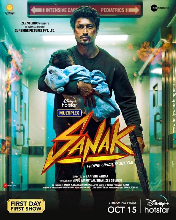 Sanak – Hope Under Siege