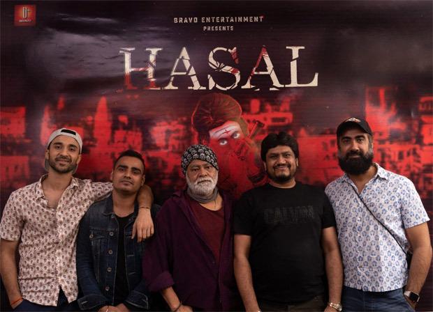 Hasal, star of Sanjay Mishra, Ranvir Shorey and Raghav Juyal, is ready to hit the floors