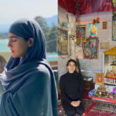 Sara Ali Khan visits masjid, gurudwara, temple and church to offer prayers in Kashmir