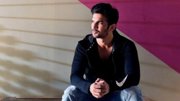 Sushant Singh Rajput If Shah Rukh Khan was my teacher, I'd learn from him how to be.. Chhichhore