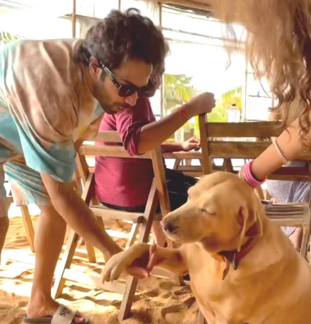 Varun Dhawan shares pictures of his 'Breakfast bowl' from his vacation in Goa