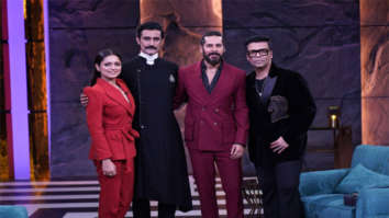 Koffee with Karan is back! The Empire cast Kunal Kapoor, Dino Morea, and Drashti Dhami play saucy rapid fire