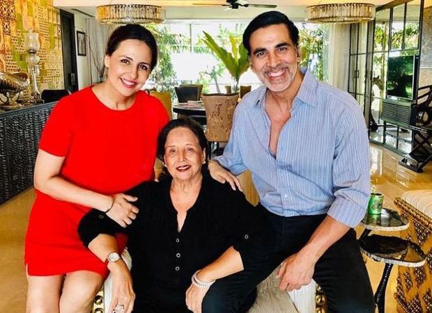 Akshay Kumar's mother Aruna Bhatia passes away