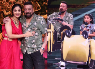 Super Dancer – Chapter 4 celebrates the Ganpati Special episodes with none other than Sanjay Dutt