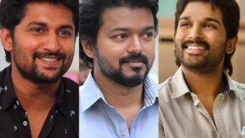 EXCLUSIVE: Nani reveals what he would say if he was stuck in an elevator with Thalapathy Vijay and Allu Arjun