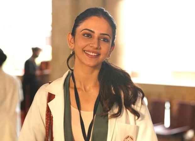 Rakul Preet Singh enrolled for medical classes for the film Doctor G