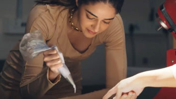Star Vs Food: From struggling to mix to learning to set up the oven, Ananya Panday impresses the chef with her beginner-level skill in baking