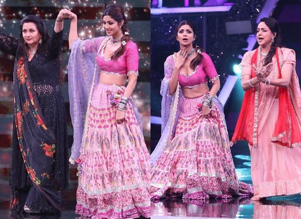 Super Dancer Chapter 4: Veteran actors Poonam Dhillon, Padmini Kolhapure and Hema Malini to grace the show