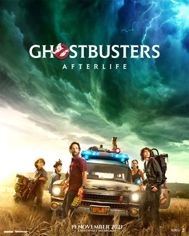 Ghostbusters: Afterlife starring Paul Rudd to release on November 19, 2021
