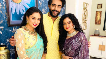Rishton Ka Manjha's Krushal Ahuja shares a great bond over reels with his on-screen sisters-in-law Farhina Parvez and Priyanka Nayan