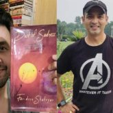 Sonu Nigam launches journalist Faridoon Shahryar's debut poetry collection, Dust of Sadness