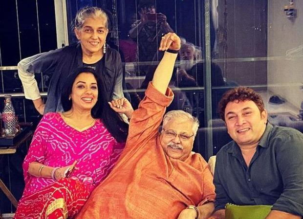 Sarabhai Vs Sarabhai Reunion: Rupali Ganguly gets trolled by Satish Shah; Rajesh Kumar recreates Roshesh Sarabhai