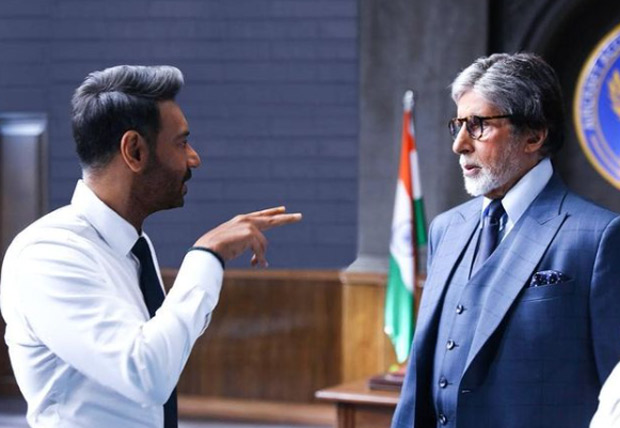"""Ajay Devgn wishes Amitabh Bachchan birthday, says, """"Looking at you taught me what being a true artiste is"""""""