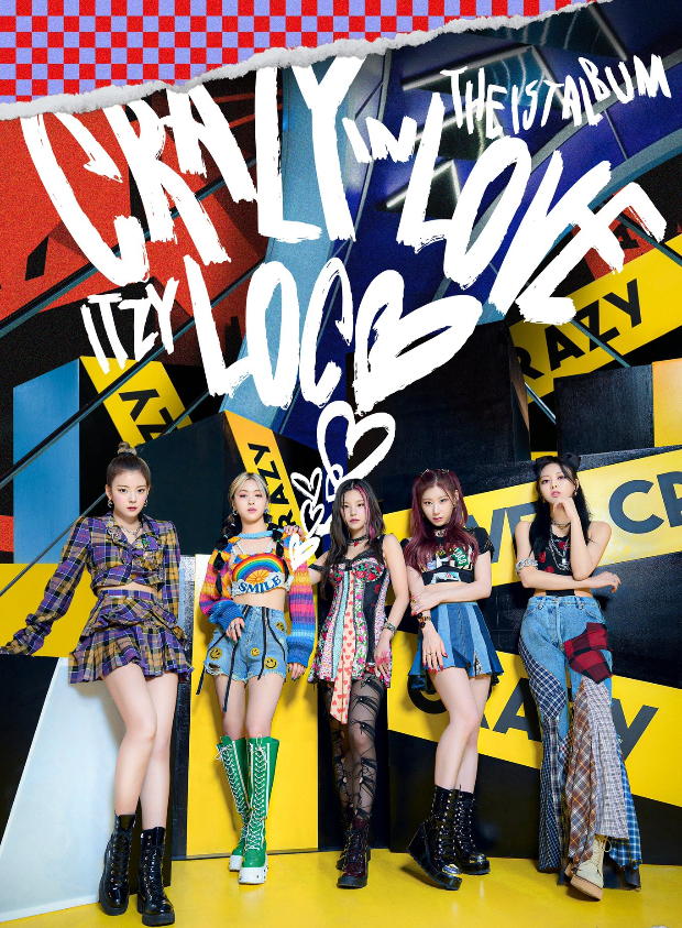 EXCLUSIVE: K-pop group ITZY on their first studio album Crazy in Love, which shows eclectic vibes in 'Loco' and bucket list targets
