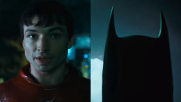 First teaser of The Flash sees Ezra Miller meet Michael Keaton's Batman in multiverse