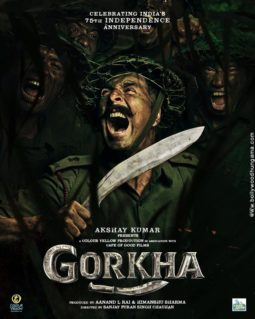 First Look of the Movie Gorkha