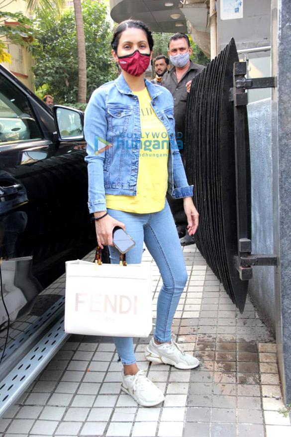 Photos: Geeta Basra spotted in Bandra