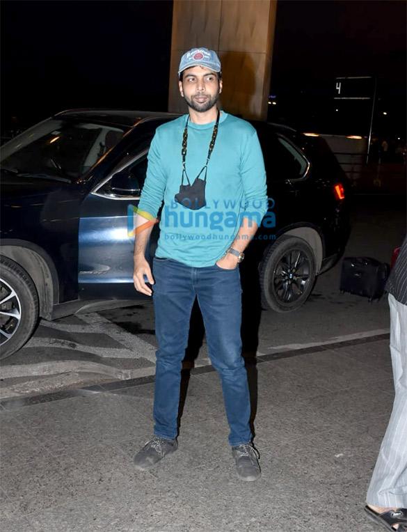 Photos Sanya Malhotra, Taapsee Pannu, Kartik Aaryan and others snapped at the airport (5)