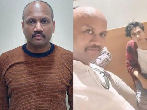 Pune police arrest Kiran Gosavi who clicked selfie with Aryan Khan; Manish Bhanushali summoned by Mumbai Police