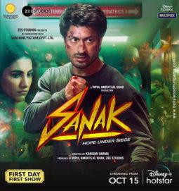 First Look Of Sanak – Hope Under Siege