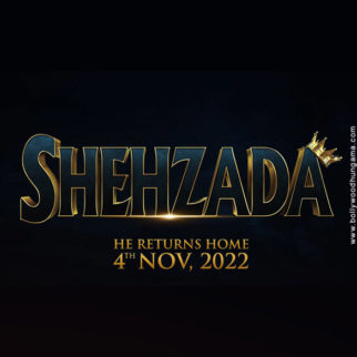 First Look Of The Movie Shehzada