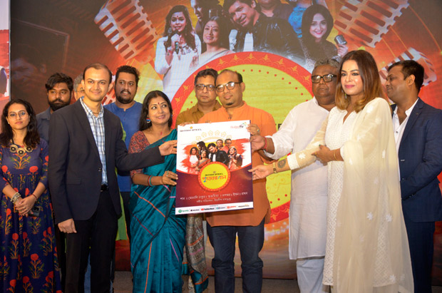 Shyam Steel's Pujo album 'Shyam Steel Pujor Gaan' composed by Indradeep Dasgupta and sung by six singers now available on YouTube and all major audio streaming platforms 3
