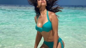 Sophie Choudry sets beach body goals with her latest picture from the Maldives