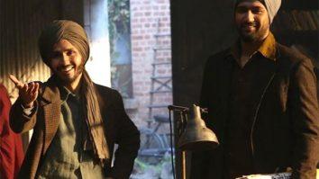 Vicky Kaushal introduces Amol Parashar as Shaheed Bhagat Singh in Sardar Udham