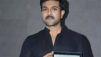 Ram Charan launches the official websites of Chiranjeevi Charitable Trust