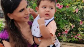 Saba Ali Khan shares an adorable throwback picture with Saif and Kareena Kapoor Khan's son Jeh Ali Khan