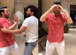 Riteish Deshmukh beats up Ayaz Khan for slapping Genelia D'Souza in Jaane Tu Ya Jaane Na; Ayaz asks, 'Will this hate ever stop?'