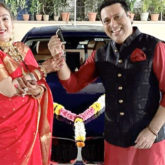 """Govinda gifts his wife Sunita Ahuja a luxury car on Karwa Chauth; says, """"Measure my love with this small gift today"""""""