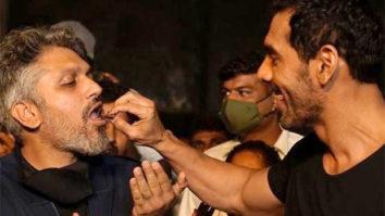 John Abraham wraps the shoot of Ek Villain Returns; celebrates with Mohit Suri and Disha Patani